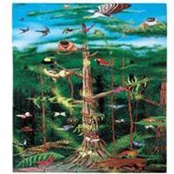 Melissa & Doug Rain Forest 100-piece Floor Puzzle