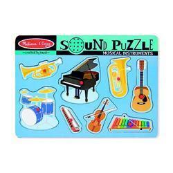 Mellisa n Doug Musical Instruments Sound Puzzle
