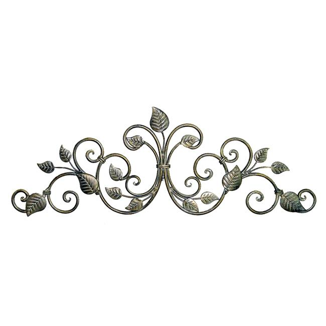 Wrought Iron Swag Wall Decor Free Shipping On Orders Over