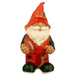 Miami Hurricanes 8-inch Team Gnome