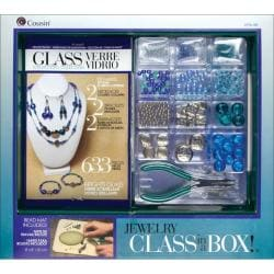 Jewelry Basics 'Bright Glass' Class In A Box Kit