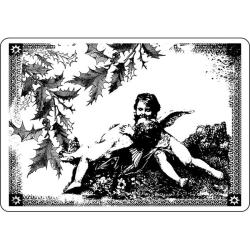 LaBlanche Angels In Frame Silicone Stamp