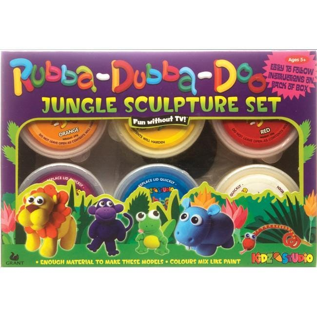 Rubba Dubba Doo Jungle Sculpture Kit