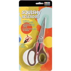 Brown/pink Squishy Scissors