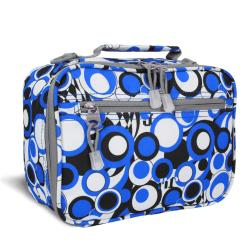 J World Blue Chess Cody Lunch Tote