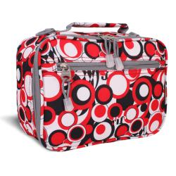 J World &#39;Cody&#39; Red Chess Cody Lunch Tote