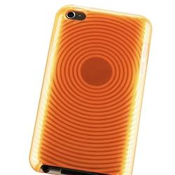 Orange Circle TPU Case for Apple iPod touch 4th Gen