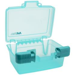 Art Bin Quick View Translucent Teal Carrying Case
