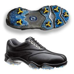 FootJoy Men's SYNR-G Black Golf Shoes