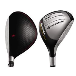 TaylorMade Men's Burner SuperLaunch Rescue Club