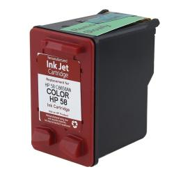 HP 58 C6658AN Photo Color Ink (Remanufactured)