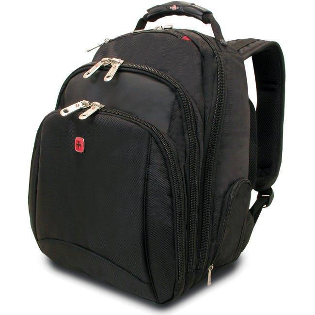 Wenger SwissGear Deluxe 15.4-inch Laptop Backpack
