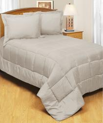 Down Alternative 3-piece Comforter Set