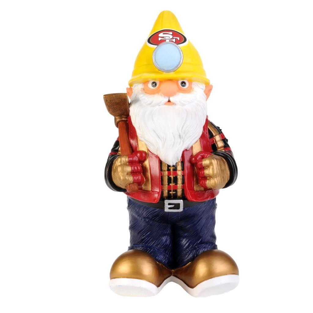 San Francisco 49ers 11-inch Thematic Garden Gnome