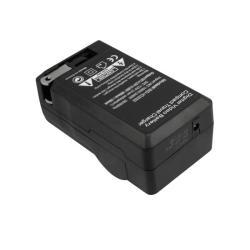 Compact Battery Charger Set for Kodak KLIC-5000/ Fuji NP-60/ Panasonic