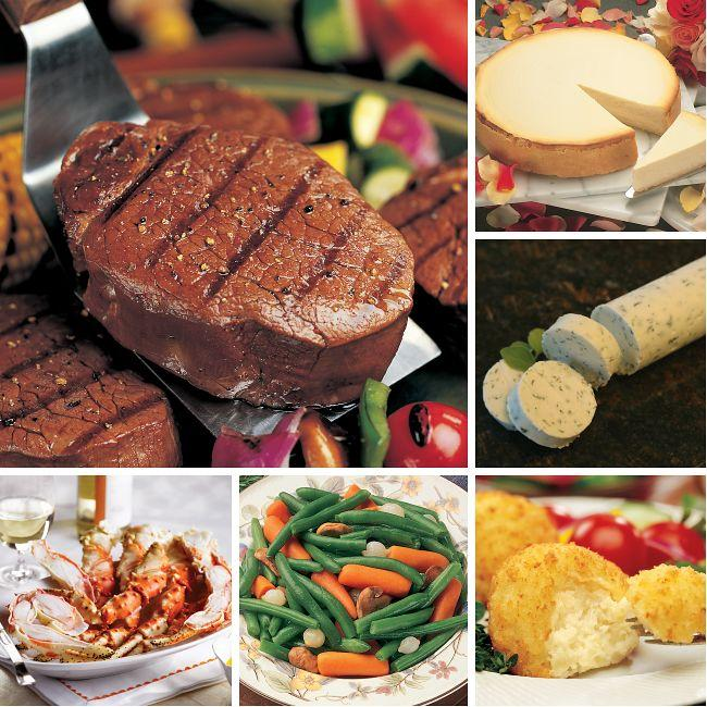 (Preorder) Father's Day Omaha Steaks Steak and Crab Legs Dinner