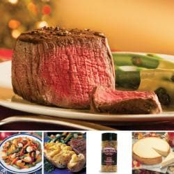 (Preorder) Father's Day Omaha Steaks Ultimate Steak Dinner
