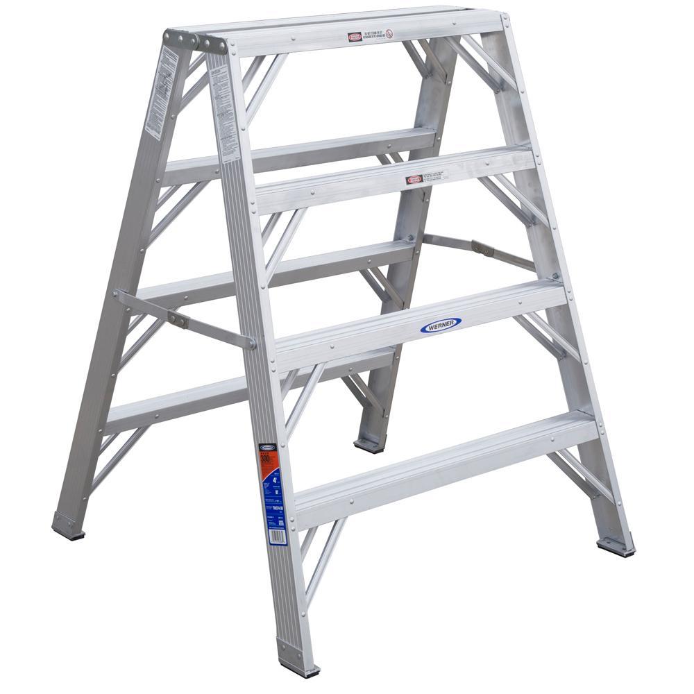 Werner Ladder 4-foot Portable Work Stand