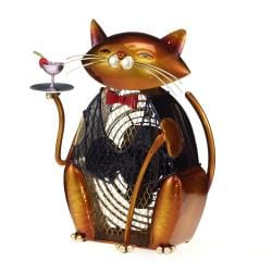Deco Breeze DBF0173 Cheers Cat Figure Fan