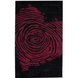 nuLOOM Handmade Pino Heart Rug (5' x 8')