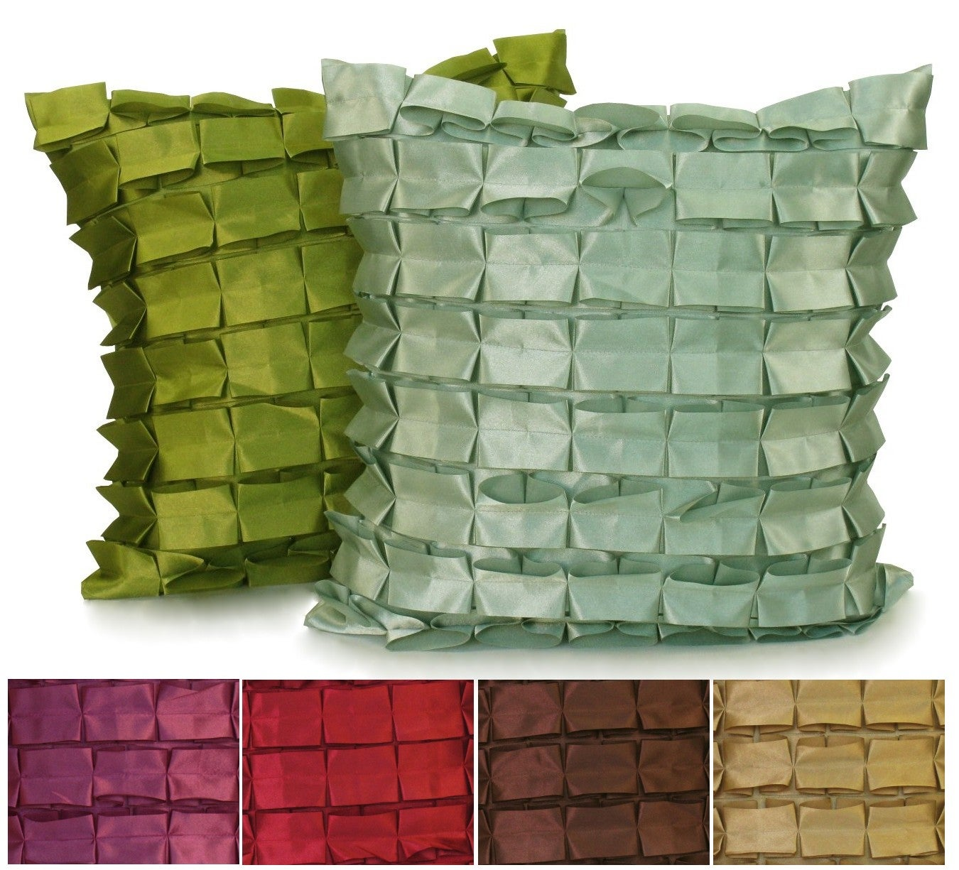Designer Collection Essex Decorative Pillows (Set of 2)