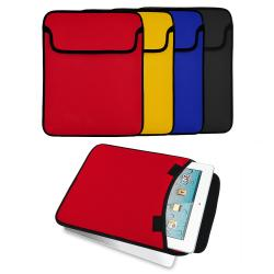 Premium Apple iPad 2 Soft Carrying Pouch with Screen Protector