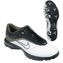 Nike Men's 'Air Academy' Leather Golf Shoes