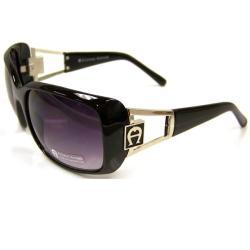 Etienne Aigner 'EA Femme Fatale' Black Sunglasses