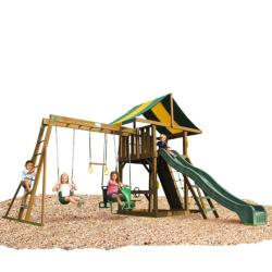 Lincoln Top Ladder with Chain Accessories Swing Set