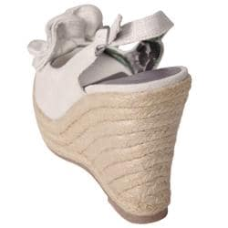Madden Girl by Steve Madden Women's 'Lokomo' Peep-toe Wedge Sandal