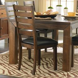 Luke 6-piece Butterfly Leaf Dining Set