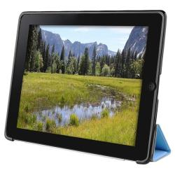 Black TPU Rubber Case for Apple iPad 2