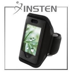 INSTEN Black SportBand with Case for Apple iPhone