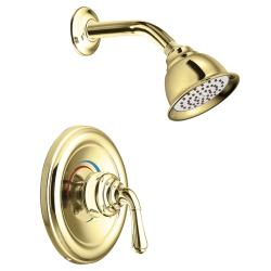 Moen Polished Brass Posi-Temp Shower Faucet