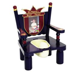His Majesty's Throne Prince Potty Chair
