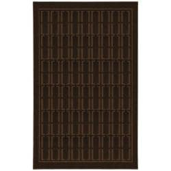 New Spin Mink Brown Area Rug (8' x 10')