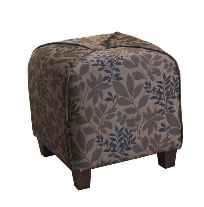 Elegant Comfort X Cube Ottoman