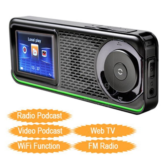 Wireless Wifi Internet Radio FM Radio TV