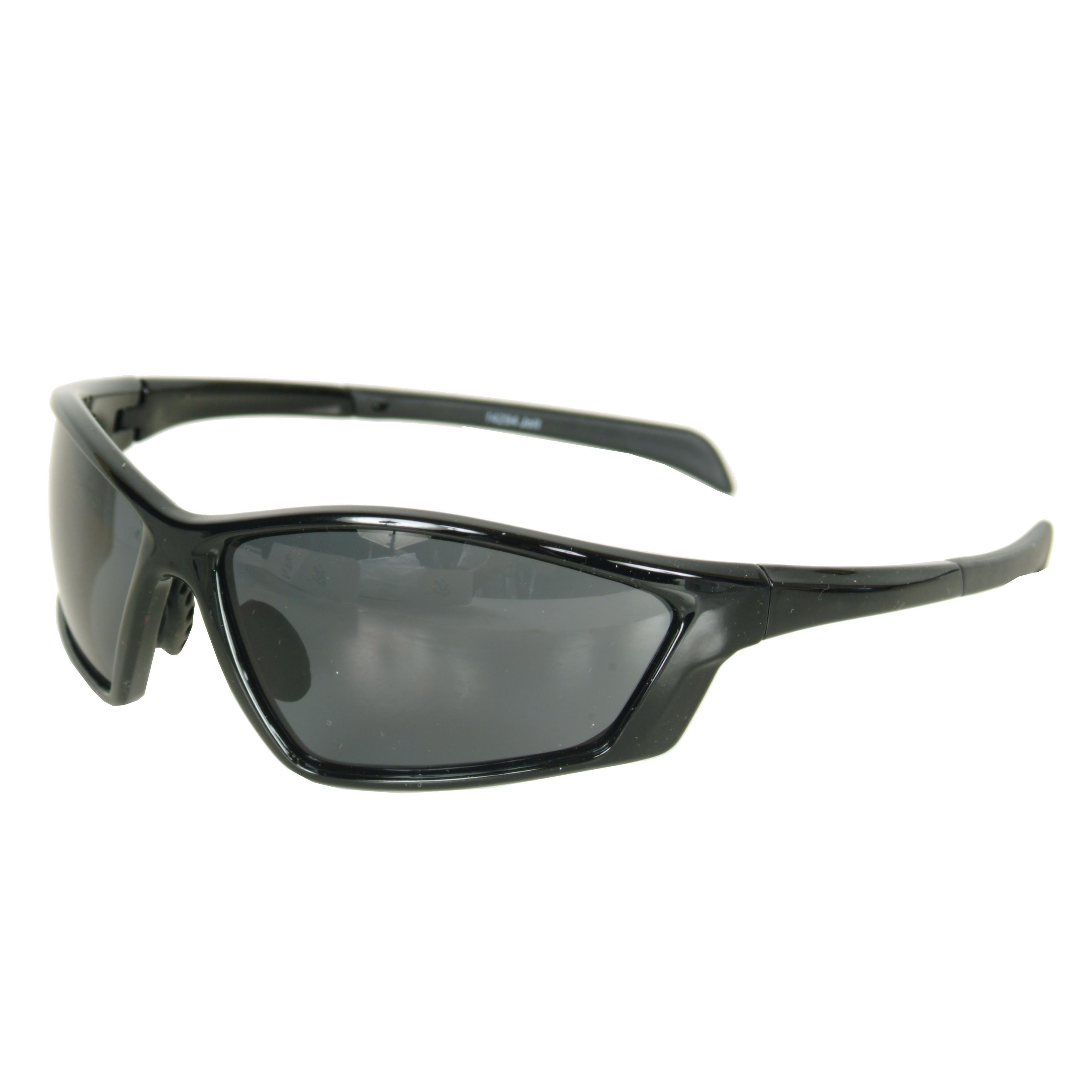 Tour de France Unisex 'Jolt' Black Sport Sunglasses