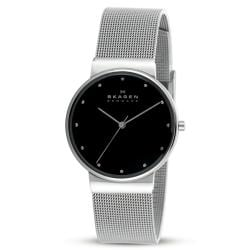 Skagen Men's Stainless Steel Ultra Slim Watch