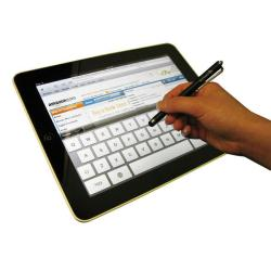 rooCASE Ultra Responsive Capacitive Stylus for iPad 2/ The new iPad 3/ Tablets