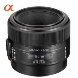 Sony SAL-50M28 50mm f/2.8 Macro Lens