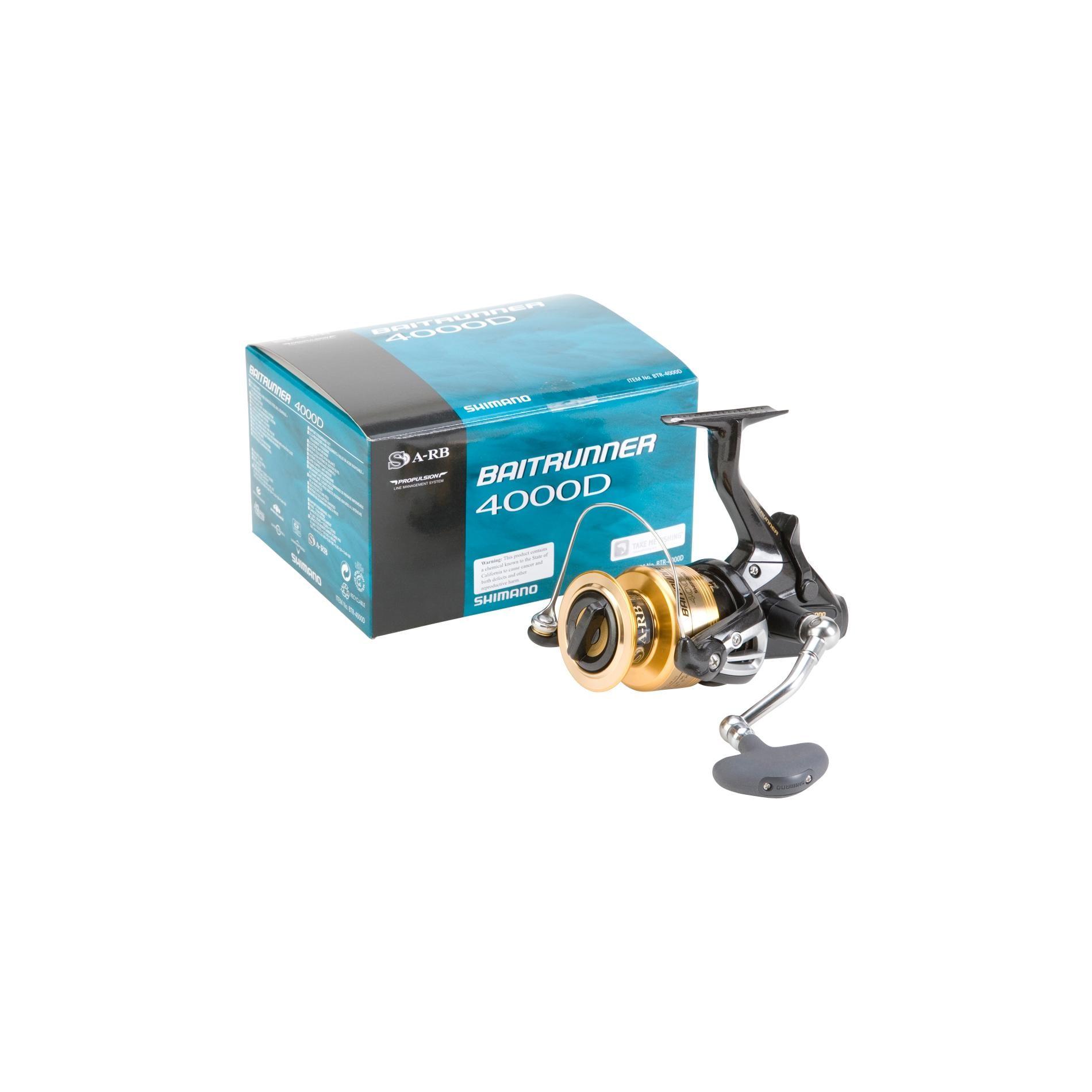 Shimano Baitrunner 4000D Spinning Reel