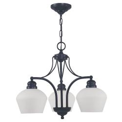 Gibson Collection 3-light Chandelier