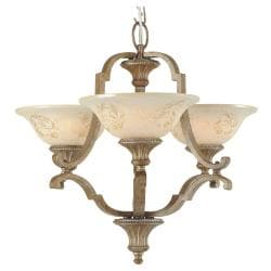 Belcaro Series 3-light Mini Chandelier