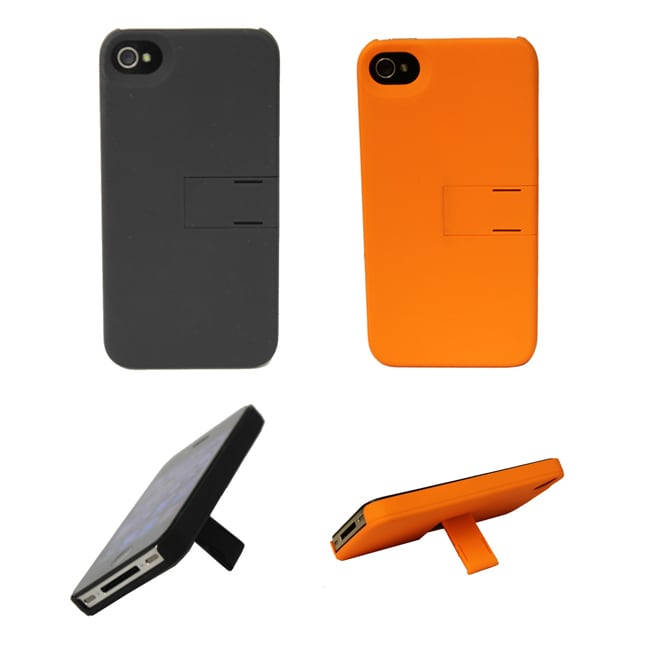 iPhone 4 Pop-out Stand Case