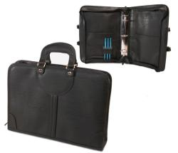 Executive Zippered Legal Padfolio and 3-ring Binder
