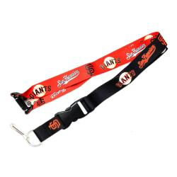 San Francisco Giants Clip Lanyard