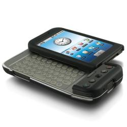 Rubber Coated Case with Belt-clip for T-Mobile G1/ HTC Dream