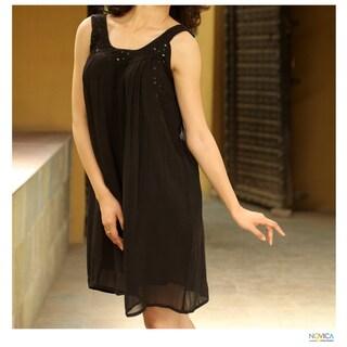 Silk 'Delhi Sophisticate' Dress (India)